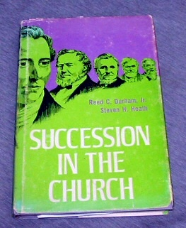 SUCCESSION IN THE CHURCH, Durham, Reed C. ; Heath, Steven H.