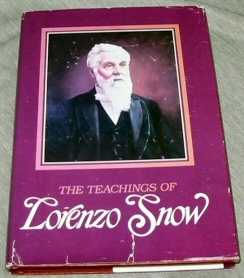 Image for THE TEACHINGS OF LORENZO SNOW