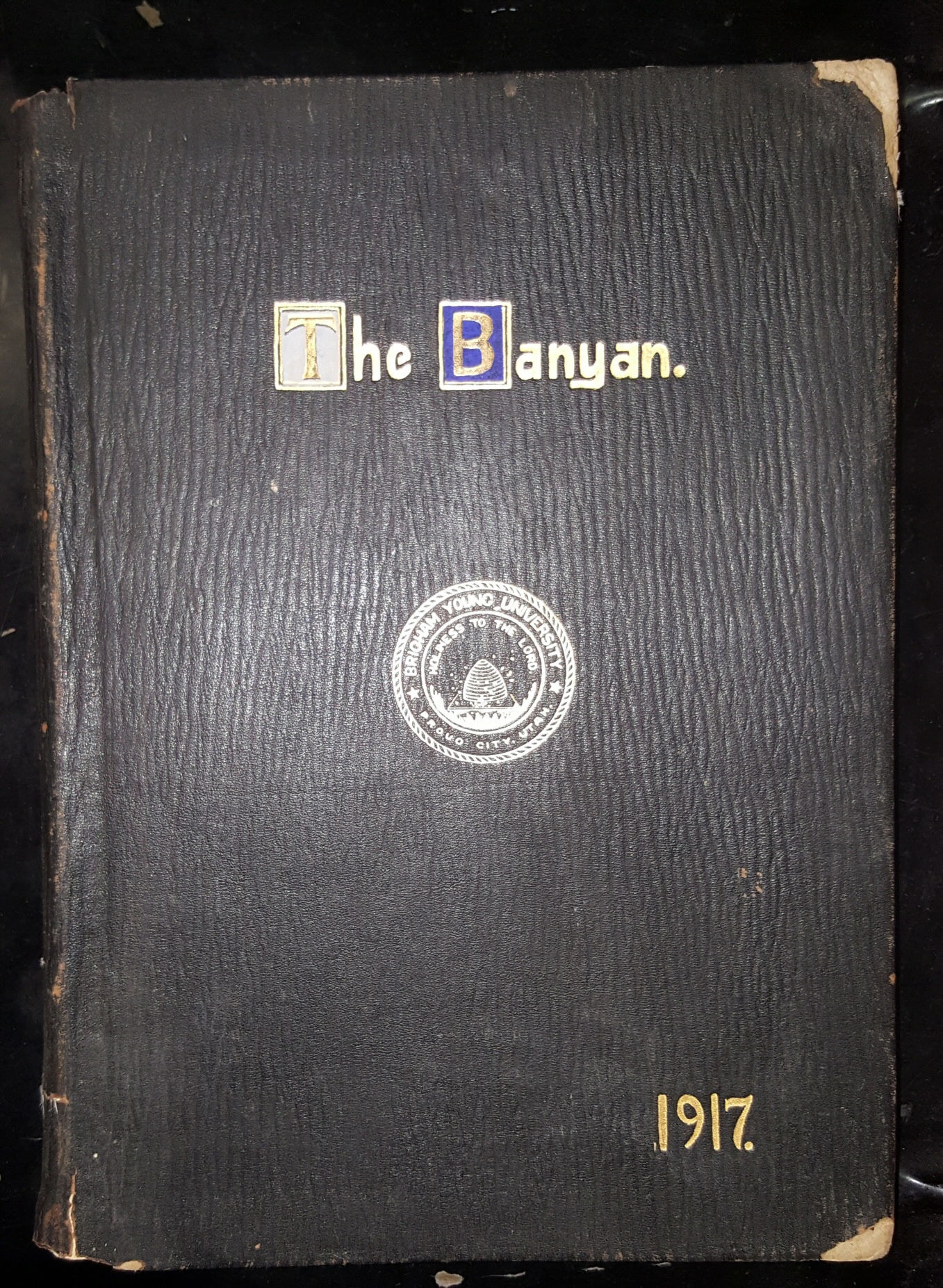 BANYAN - 1917 BRIGHAM YOUNG UNIVERSITY -, Associated Student Body Of BYU