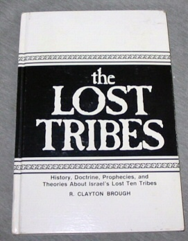 Image for THE LOST TRIBES -  History, Doctrine, Prophecies & Theories about Israel's Lost Ten Tribes
