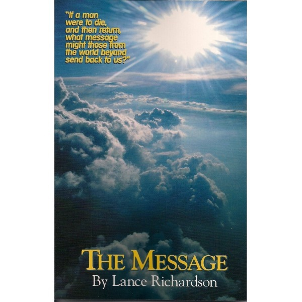 THE MESSAGE, Richardson, Lance