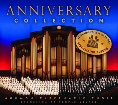 MORMON TABERNACLE CHOIR - 4 PACK ANNIVERSARY COLLECTION, Mormon Tabernacle Choir