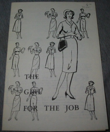 The Girl for the Job, Utah State Employment Service