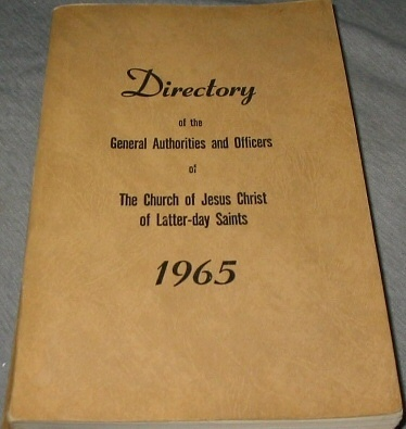 Directory of the General Authorities and Officers of the Church of Jesus Christ of Latter-day Saints, The Presiding Bishopric