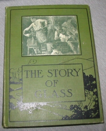 Image for THE STORY OF GLASS