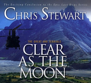 The Great and Terrible - Vol 6 - Audio Cd - As Clear As the Moon, Stewart, Chris
