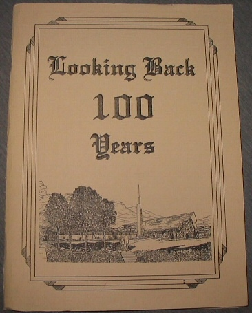 Looking Back 100 Years; A Commemorative History of the Pleasant View First ward of the Provo Utah Sharon East Stake, Chapman, Marily Openshaw and Joyce James Ridge and JoAnn Hebertson Thomas