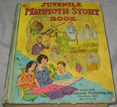 Juvenile Mammoth Story Book, Goldsmith Publishing