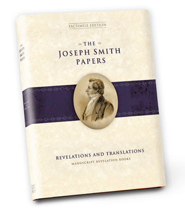 The Joseph Smith Papers - Revelations and Translations, Manuscript Revelation Books (Facsimile Edition), Jessee, Dean C. ; Esplin, Ronald K. ; Bushman, Richard Lyman (General editors)
