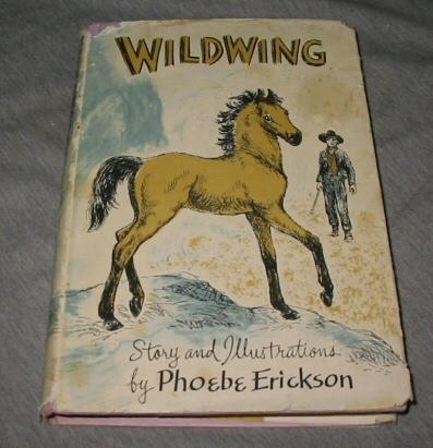 Wildwing, Erickson, Phoebe