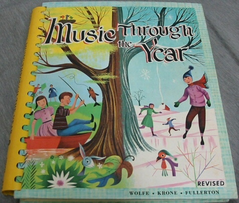 Music through the Year (Teacher's Edition), Krone, Max T. (editor)