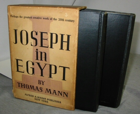 Joseph in Egypt, Mann, Thomas