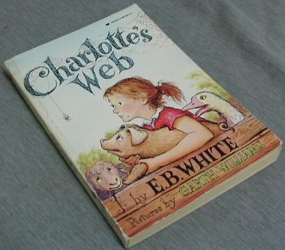 CHARLOTTE'S WEB, White, E. B.