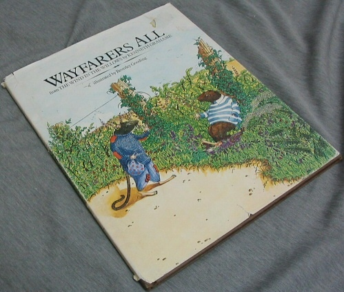 Image for Wayfarers all -  From the Wind in the Willows