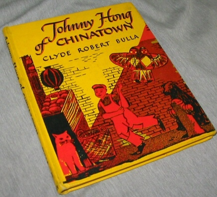 Johnny Hong of Chinatown, Bulla, Clyde Robert