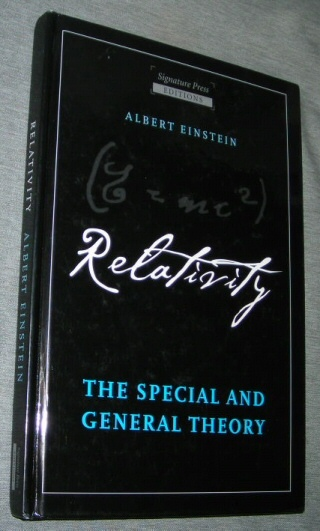 Relativity -  The Special and the General Theory, Einstein, Albert