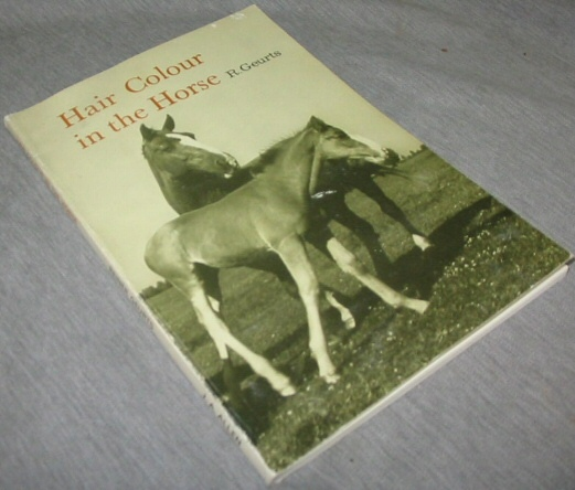 Hair Colour in the Horse, Geurts, Reiner