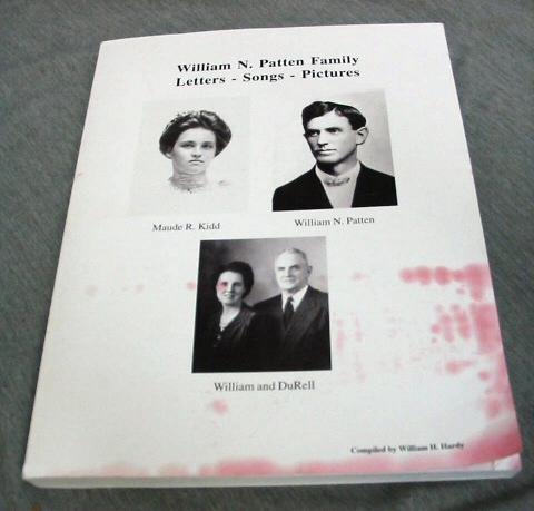 William Neuman Patten - William N. Patten Family - Letters - Songs- Pictures, Hardy, William