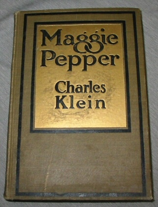 Maggie Pepper, Klein, Charles