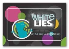 White Lies - Let the Best Lie Detector Win