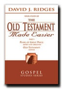 The New Testament Made Easier Part 1 (Gospel Series) Part 1, Ridges, David J.
