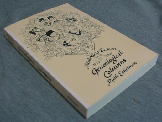 Mendocino Beacon (1979 - 1984) Genealogical Columns, Eshelman, Ruth