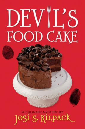 Devil's Food Cake, Kilpack, Josi S.