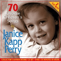 70 Favorite Children's Songs - CD