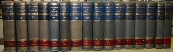 Encyclopedia of World Art