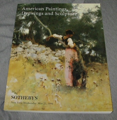American Paintings, Drawings and Sculpture, Sotheby's