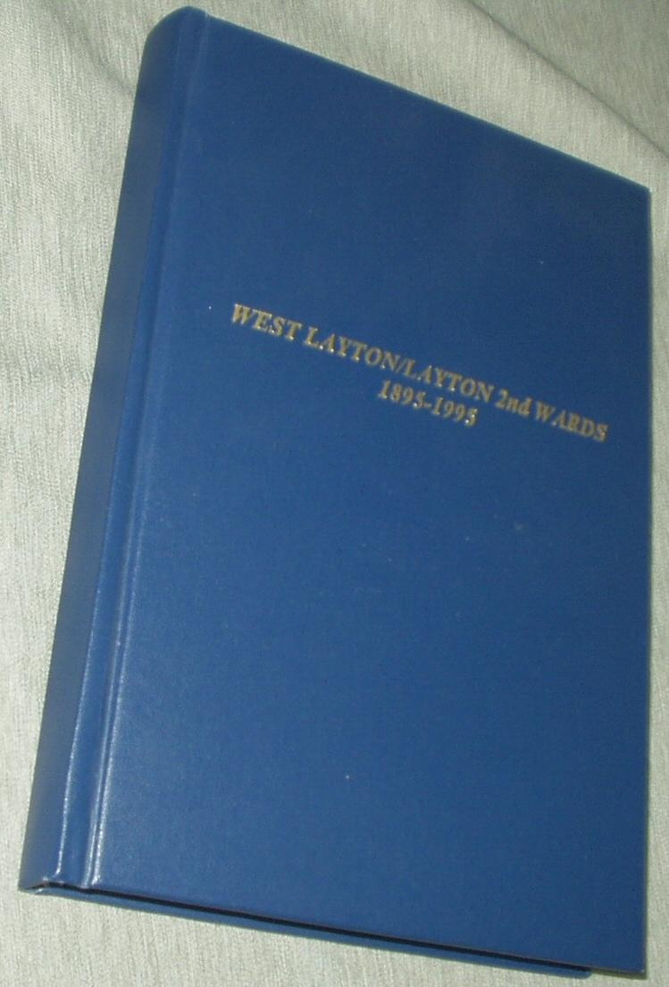 West Layton/layton 2nd Wards 1895-1995, None Found