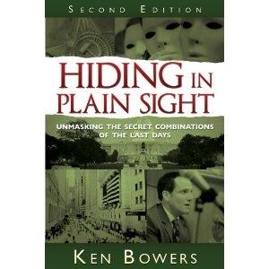 Hiding in Plain Sight, Bowers, Ken
