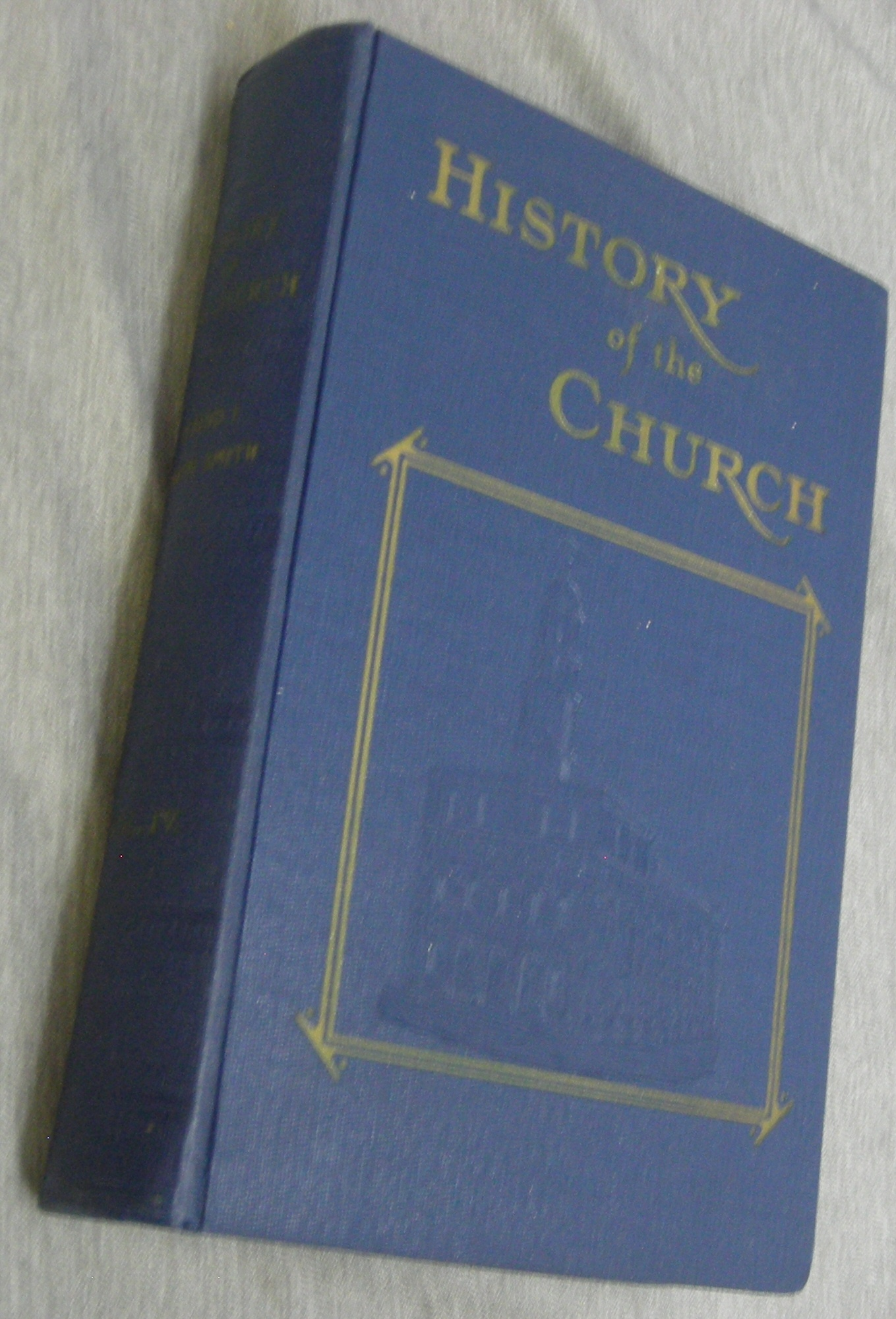 HISTORY of the CHURCH of JESUS CHRIST of LATTER-DAY SAINTS - Vol 4 - Offen Referred to As the Documentary History of the Church., Smith, Joseph Jr. (Introduction and Notes by B. H. Roberts)