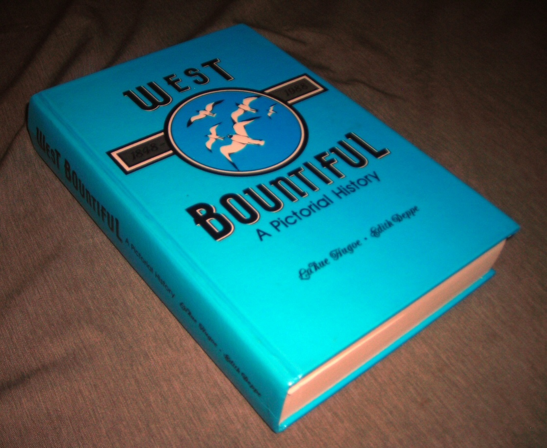 Image for West Bountiful -  A Pictorial History 1848-1988