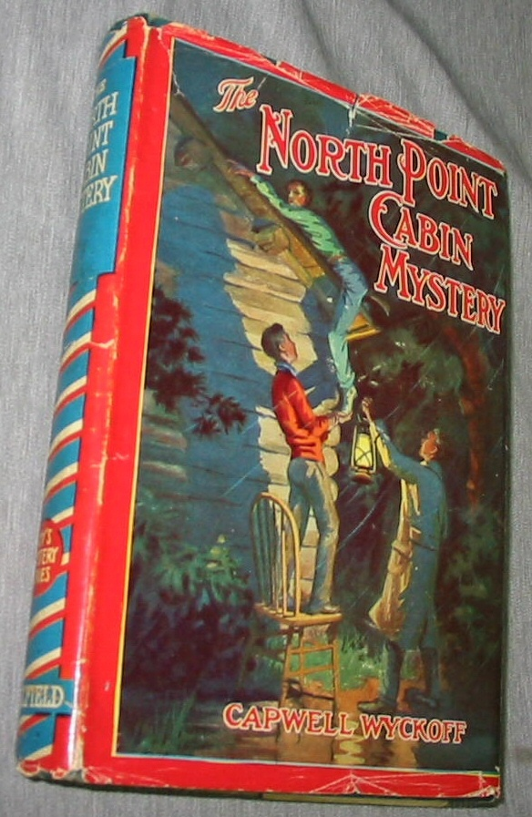 Image for The North Point Cabin Mystery