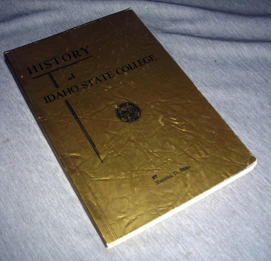 History of Idaho State College, Beal, Merrill D