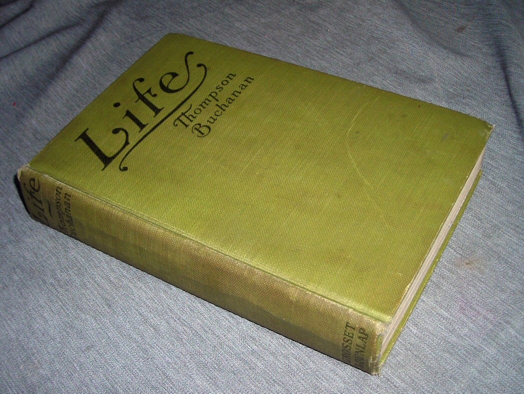 Image for Life - A Novelization of Thompson Buchanan's Play