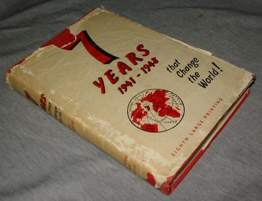 Seven Years That Change the World - 1941 - 1948, Anderson, Wing