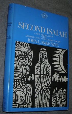 Image for The Anchor Bible: Second Isaiah