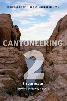 Image for Canyoneering 2 -  Technical Loop Hikes in Southern Utah