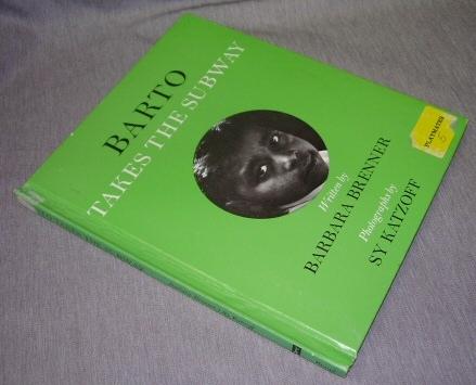 Barto Takes the Subway, Brenner, Barbara
