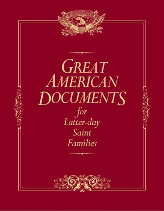Image for Great American Documents for Latter-day Saint Families