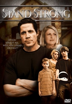 Stand Strong - DVD -  Starring Chris Steel