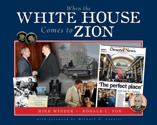 When the White House Comes to Zion, Winder, Mike ; Fox, Ronald K.