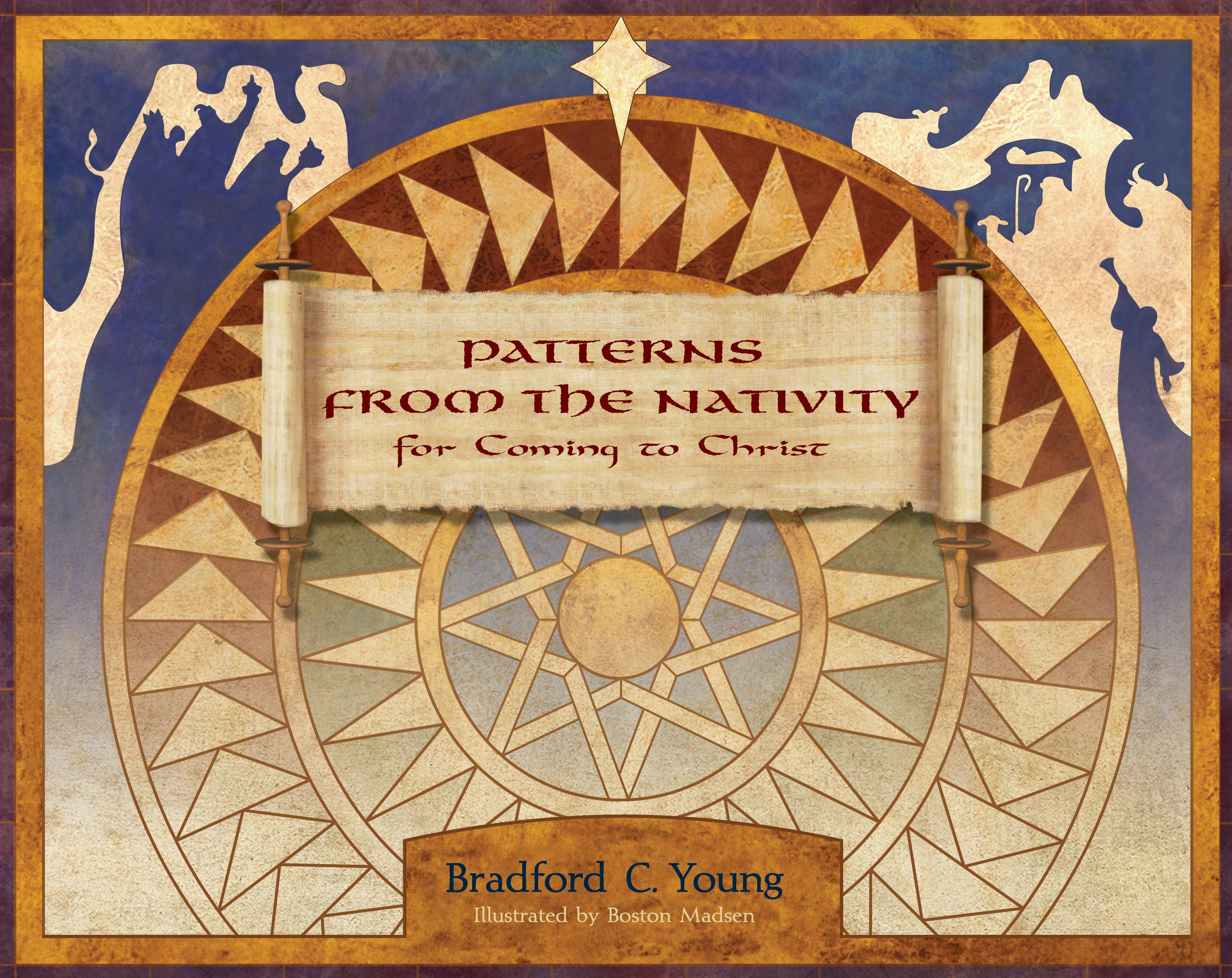 Patterns from the Nativity for Coming to Christ, Young, Bradford C.