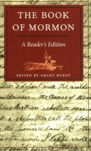 The Book of Mormon -  A Reader's Edition, Hardy, Grant