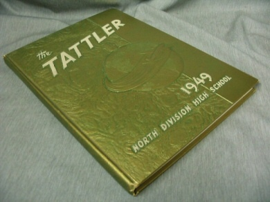 Image for Tattler Yearbook - 1948 - North Division High School, Milwaukee, Wisconsin(WI)