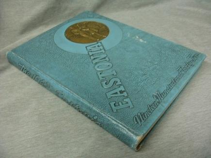 EASTONIA 1942 East High School, Salt Lake City, Utah