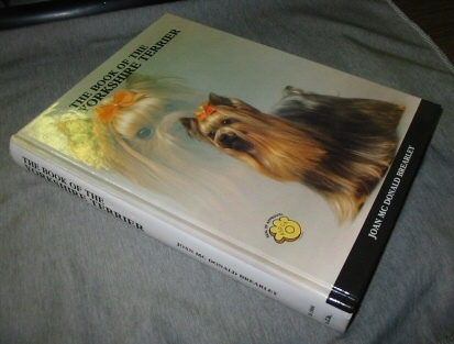 Book of the Yorkshire Terrier, Brearley, Joan McDonald
