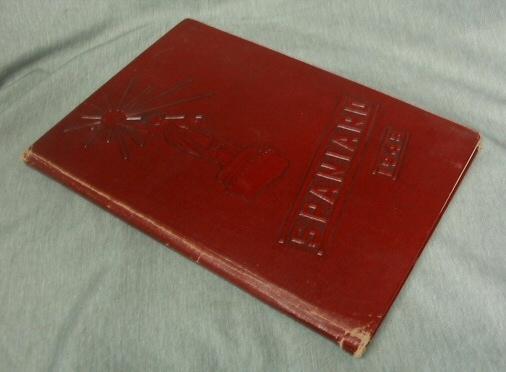 THE SPANIARD 1948 - (Spanish Fork, Utah High School Yearbook)